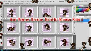 Hetalia: HetaOni Romano Shimeji Download