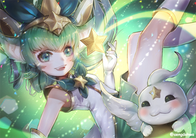 Star Guardian Lulu by CherryBlosssomm