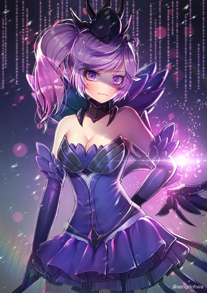 Elementalist Lux - Dark