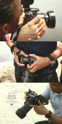 Photographing the Photographers by ClumsyCraft