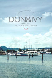 Don and Ivy cover 2 by ClumsyCraft