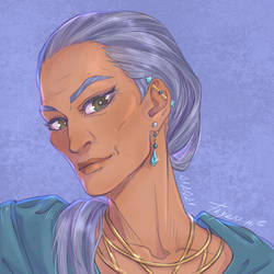 Sheerhas' portrait
