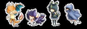 Pokemon Gjinka Bundle #2