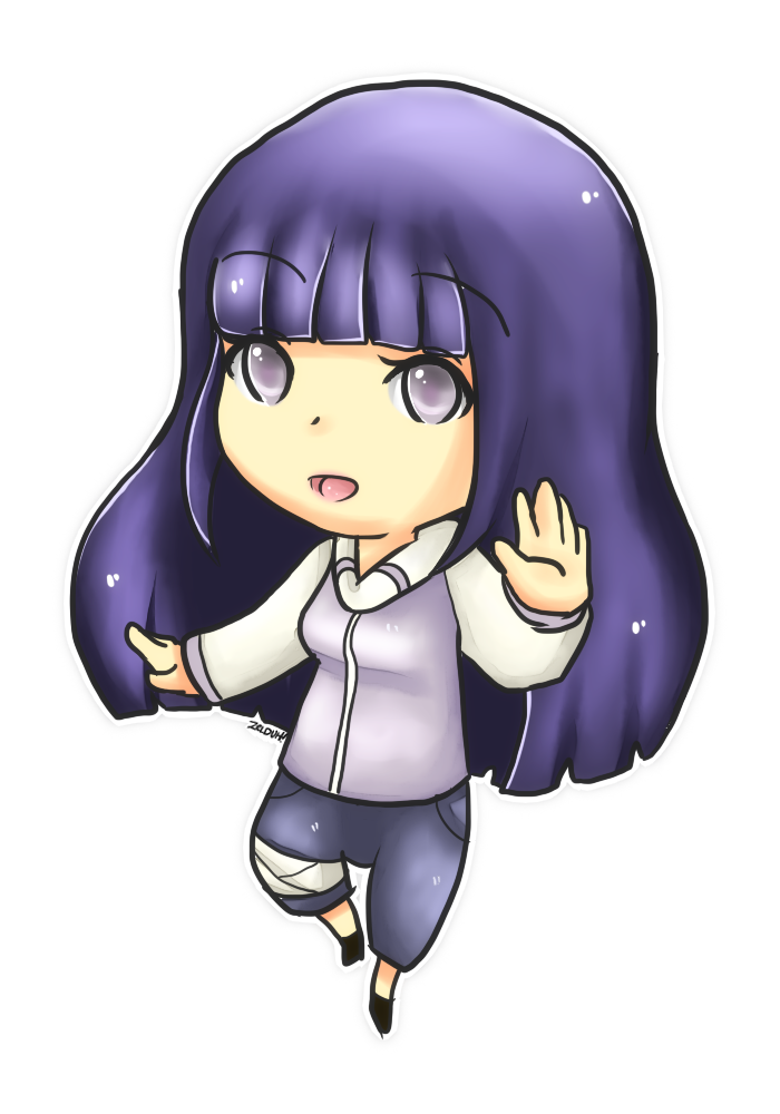 Request: Hinata Hyuga by Zel-Duh