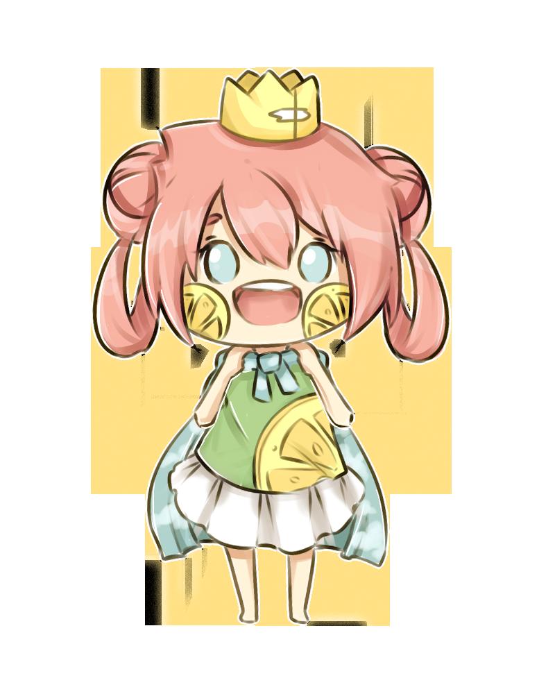 Lemon Princess by Zel-Duh