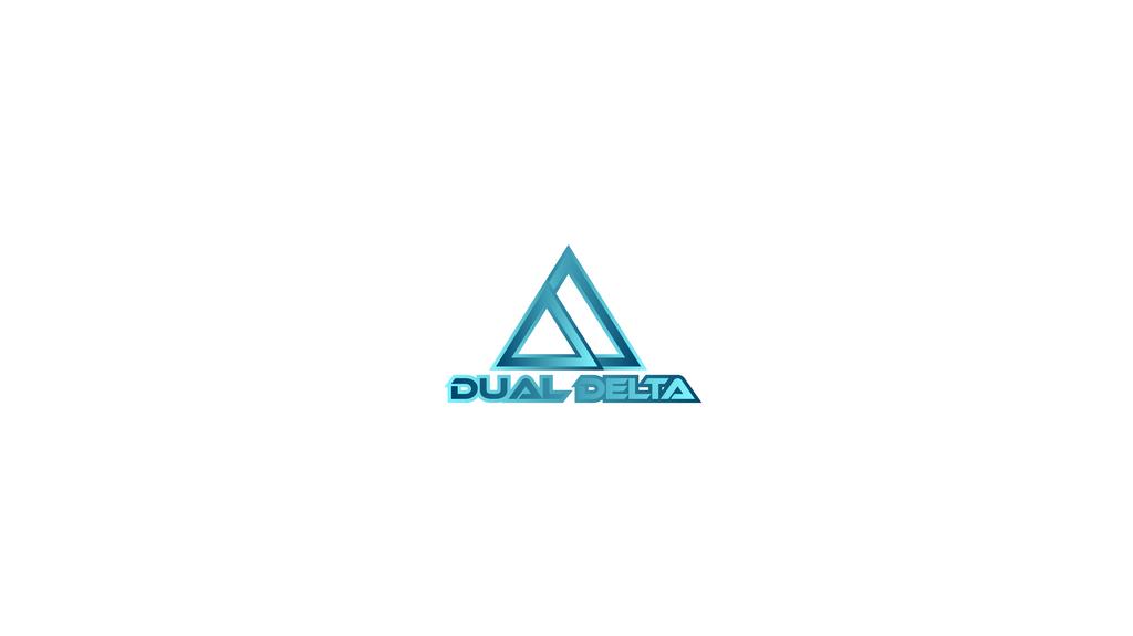 Dual Delta Logo by ImImaginative