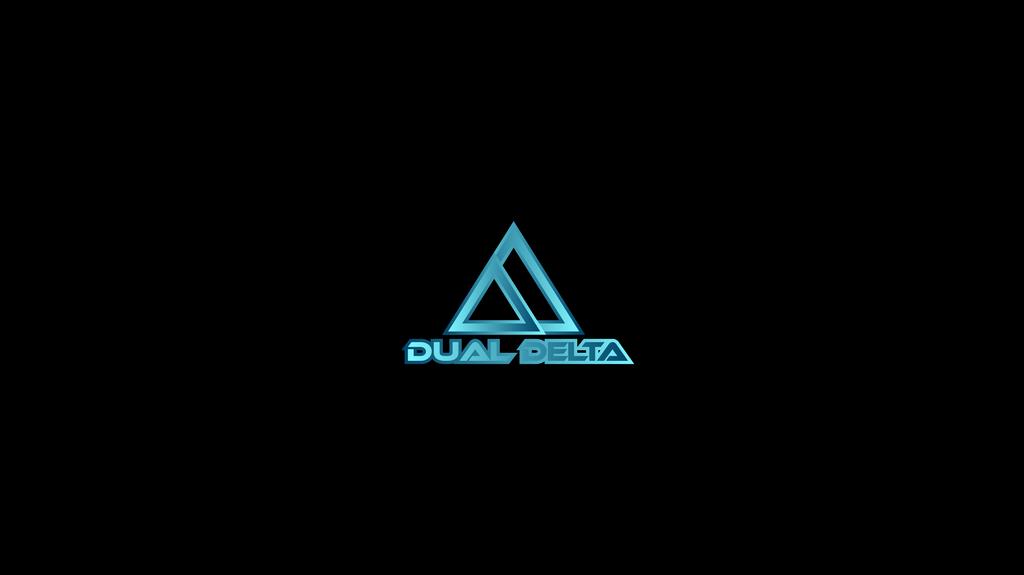 Dual Delta Logo 2 by ImImaginative