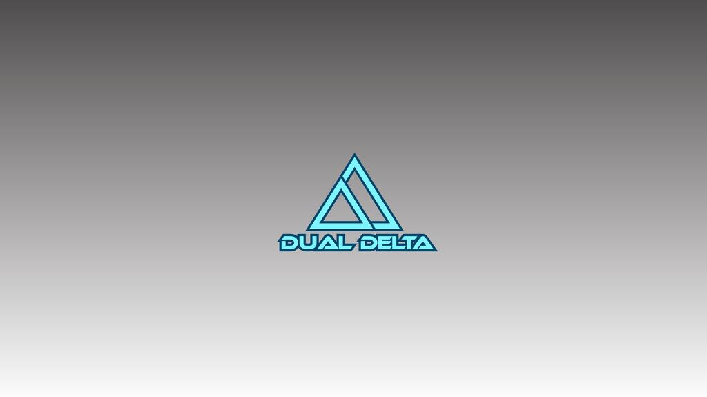 Dual Delta Logo 3 by ImImaginative