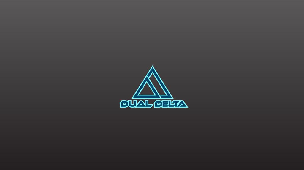 Dual Delta Logo 4 by ImImaginative