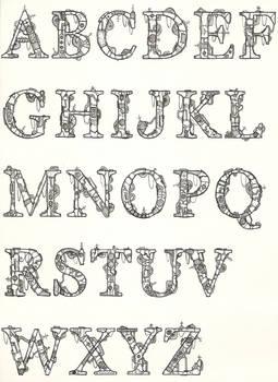 Robotic Alphabet