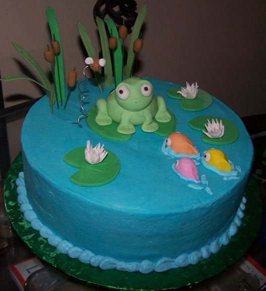 Frog_Cake_by_stacylambert - Happy Birthday Hubag Bohol - Help & Support