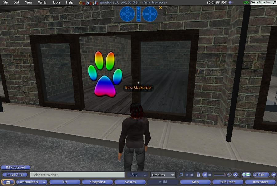Gay Furry Chat Room