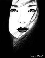 Geisha by sezginmesut
