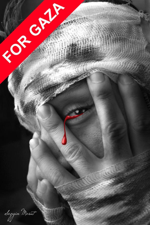 FOR GAZA by sezginmesut