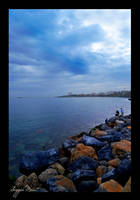 Beauty Blue by sezginmesut
