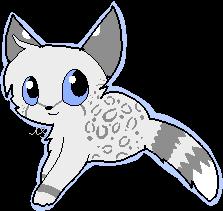 Alice the cheepard cat pixels by alicesstudio