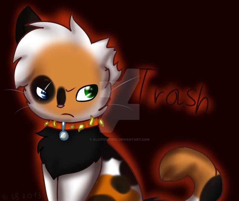 trash [AT] by alicesstudio