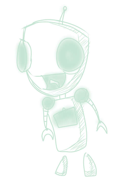 Gir sketch by alicesstudio