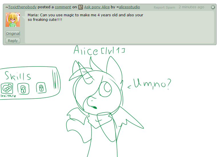 Ask 6 by alicesstudio