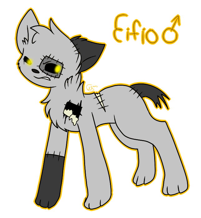 Eifion reference by alicesstudio