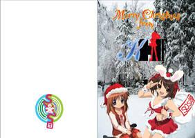 KHF Christmas Card