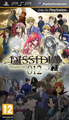 Dissidia 012 KHF
