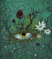 Graphic #3: Gaia's Eye by GinTsuki