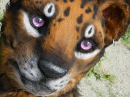 Feline Fursuit Head
