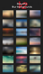 Beautiful Blur Backgrounds 2