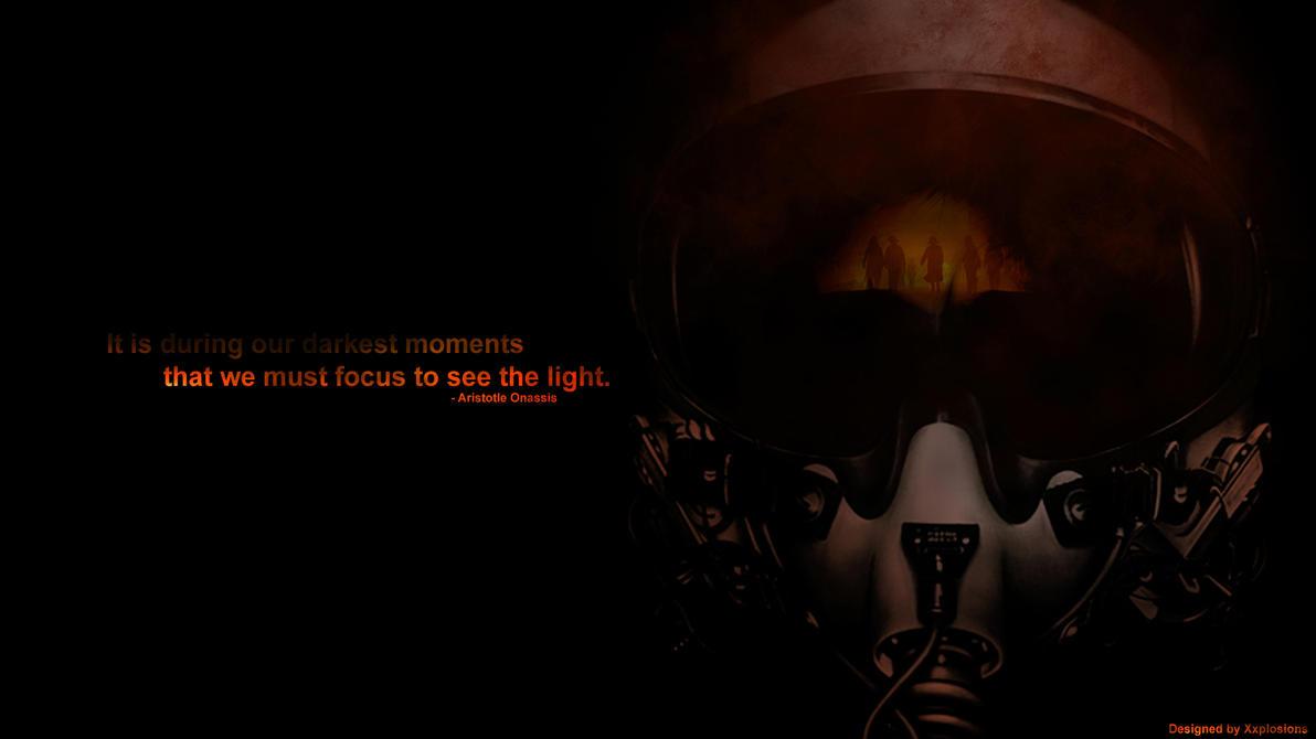 Darkest Hour Desktop Wallpaper by Xxplosions