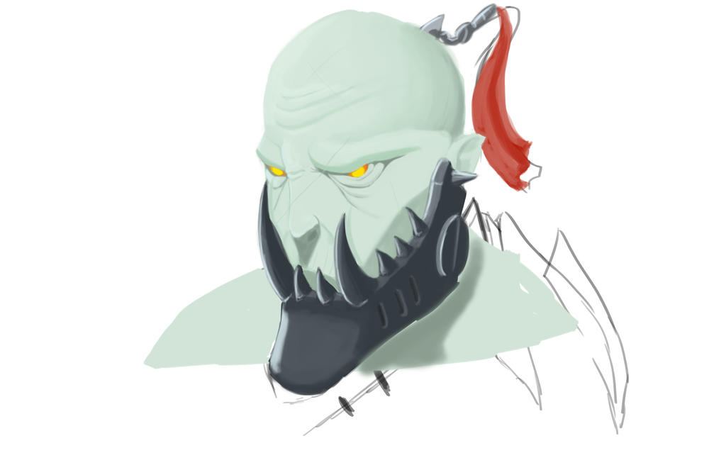 Sion doodle by k7001218