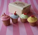 French Bakery Cupcake Set