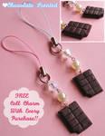 Chocolate Bar Cell Charms
