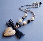 Romantic Locket Necklace