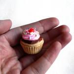 Big Cupcake Pendant