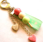 Kawaii Dango Bag Charm