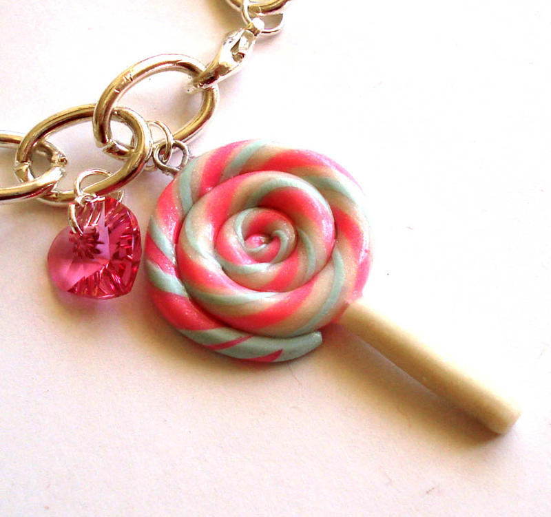 Lollipop Candy Wallpaper Cotton Candy Lollipop Bracelet