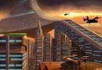 Eden City: Flight