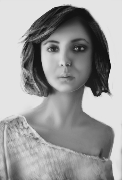 Portrait Study 03042015 by DrD-no