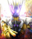 Kamen Rider Thouser by Kaiser-EX