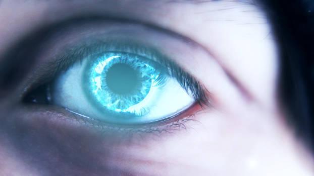 Clear Vision Blue