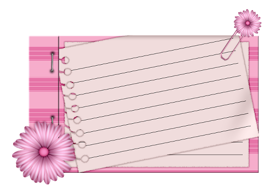 Notebook Png By MaddieLovesSelly