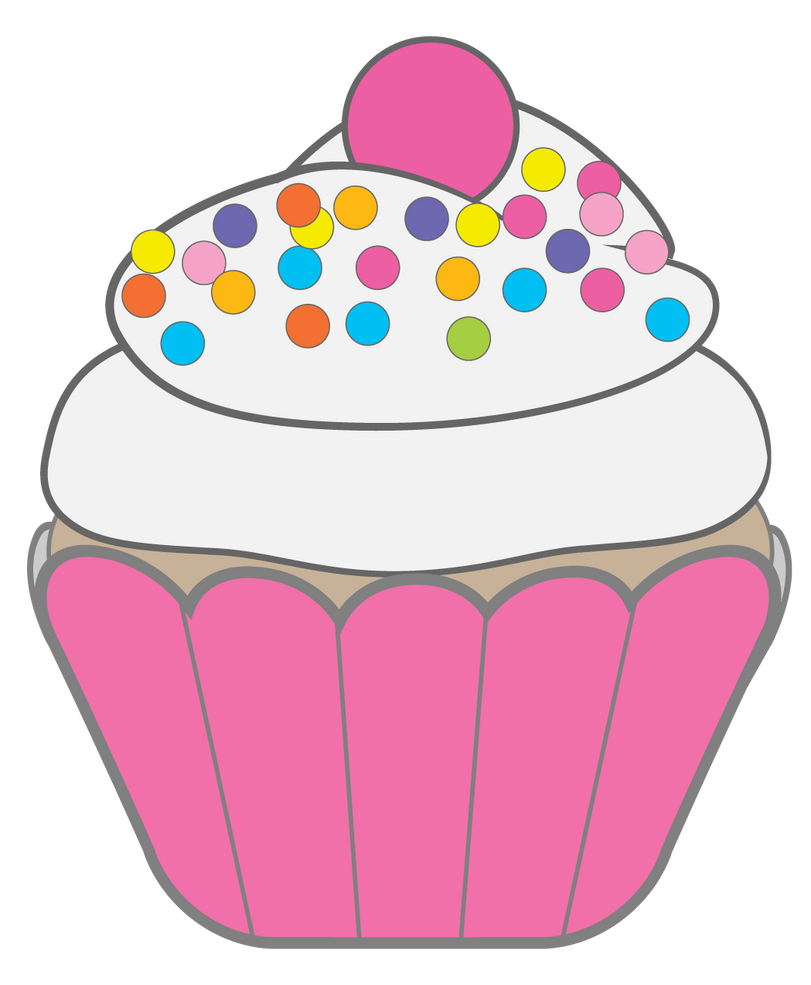 Cupcake Png by MaddieLovesSelly on DeviantArt