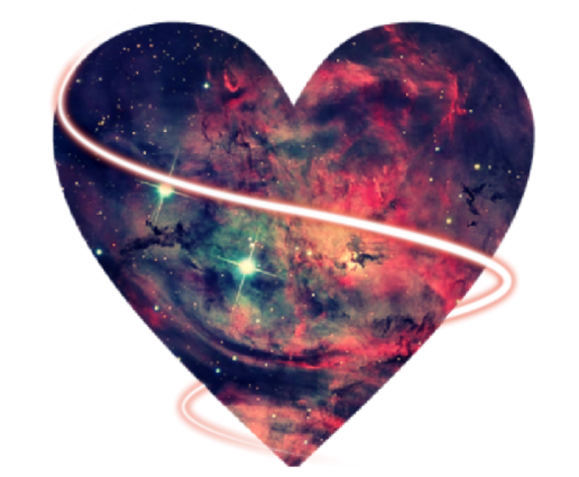 Galaxy Heart Png by MaddieLovesSelly on DeviantArt