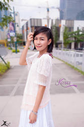 Street Fashion with Kasei by japepong