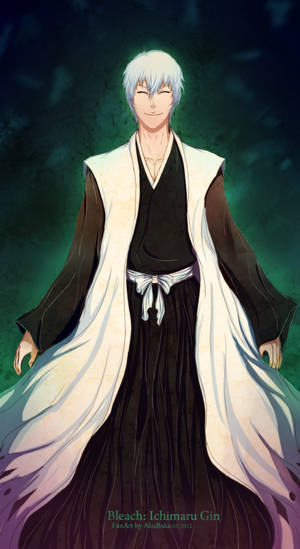 Bleach: Ichimaru Gin