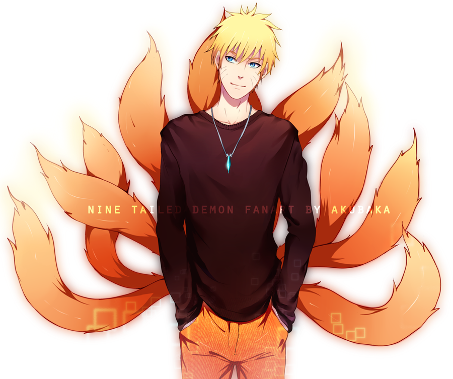 Nine Tails Jinchuriki: Other Naruto Pics On RandomLikes