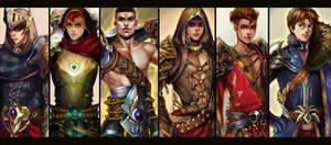 Knights of Shohoku