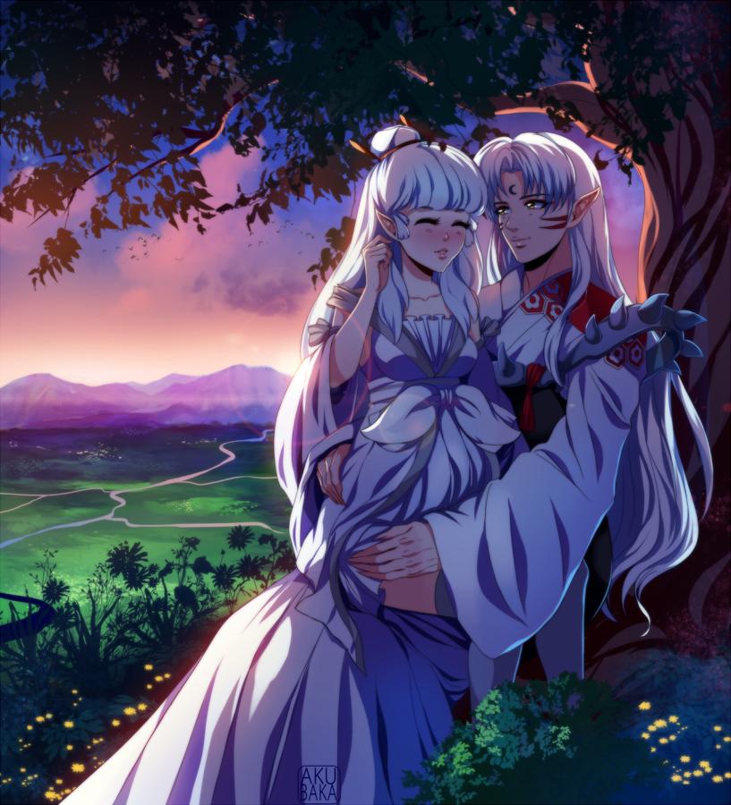 inuyasha and sesshomaru relationship advice