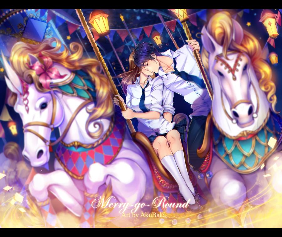 Merry-go-Round by AkubakaArts